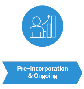 Pre-Incorporation & On-going
