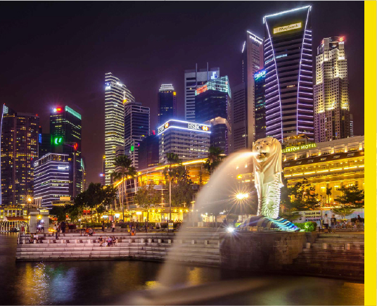 Singapore, an ideal choice for foreign companies