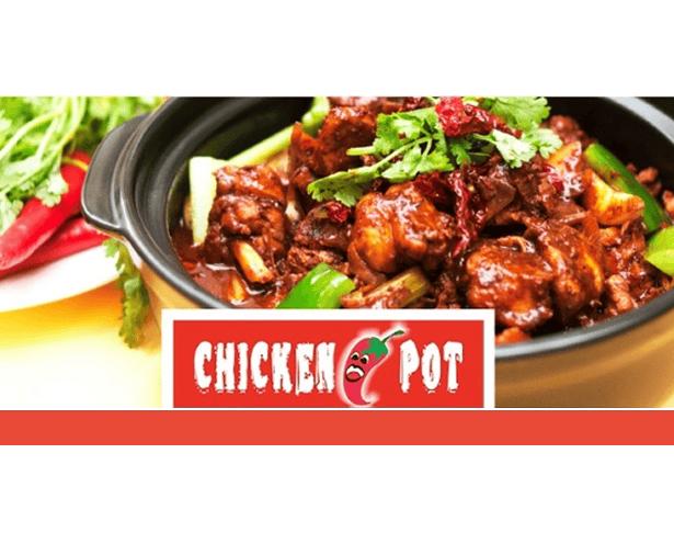 Chicken Hot Pot_White