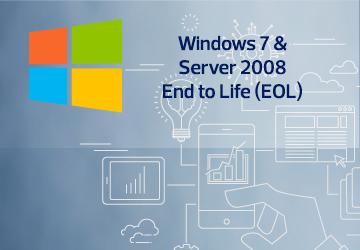 window 7 server 08 EOL